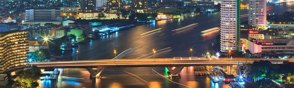 Bangkok är Thailands huvudstad