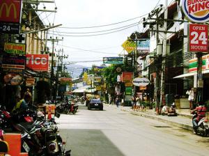 Chaweng på Koh Samui