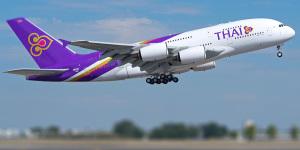 Flyg till Thailand med Thai Airways