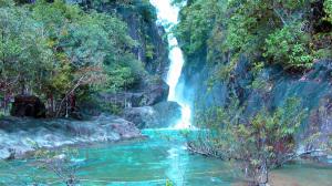 Klong Plu på Koh Chang