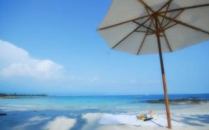 Strand vid Laem Mae Phim